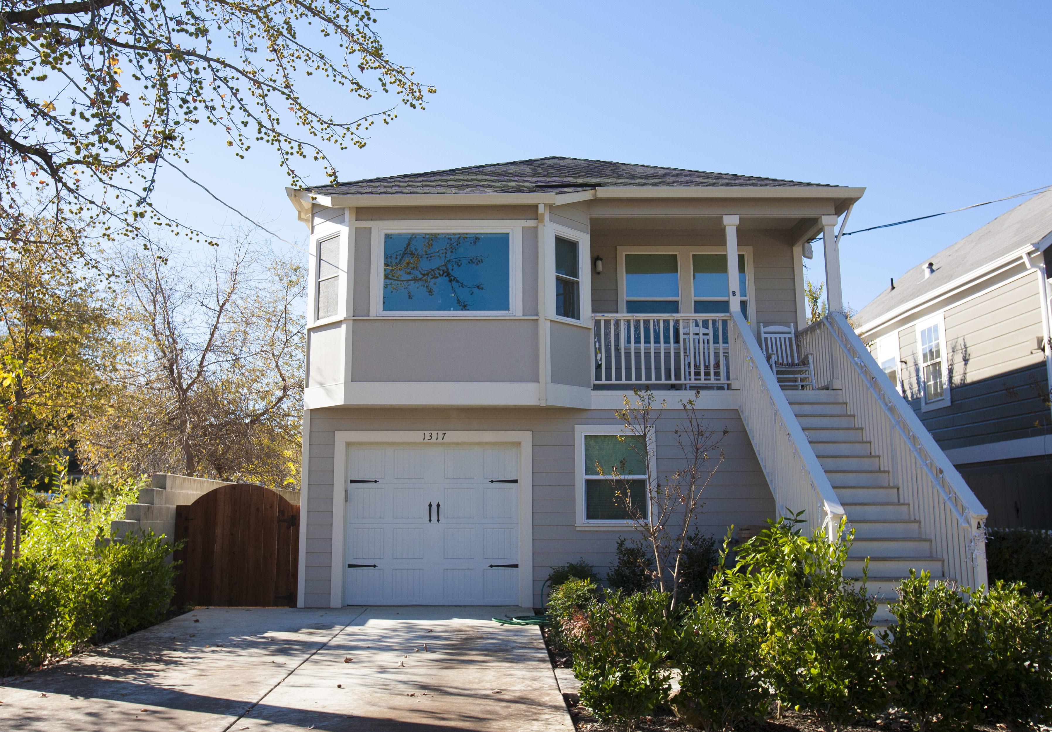 1317 Brown Street  #B, Napa, CA, 94559