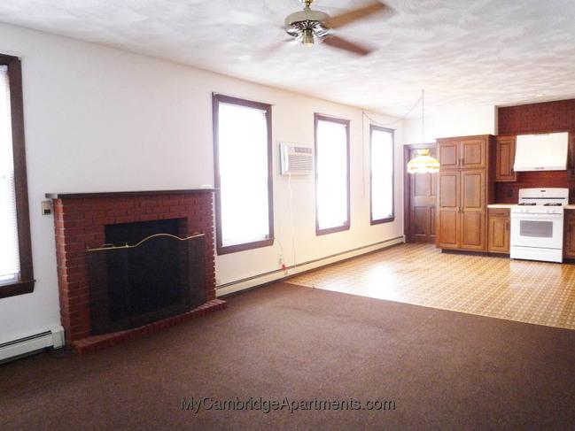 Apartment for Rent in Somerville - Near Porter
