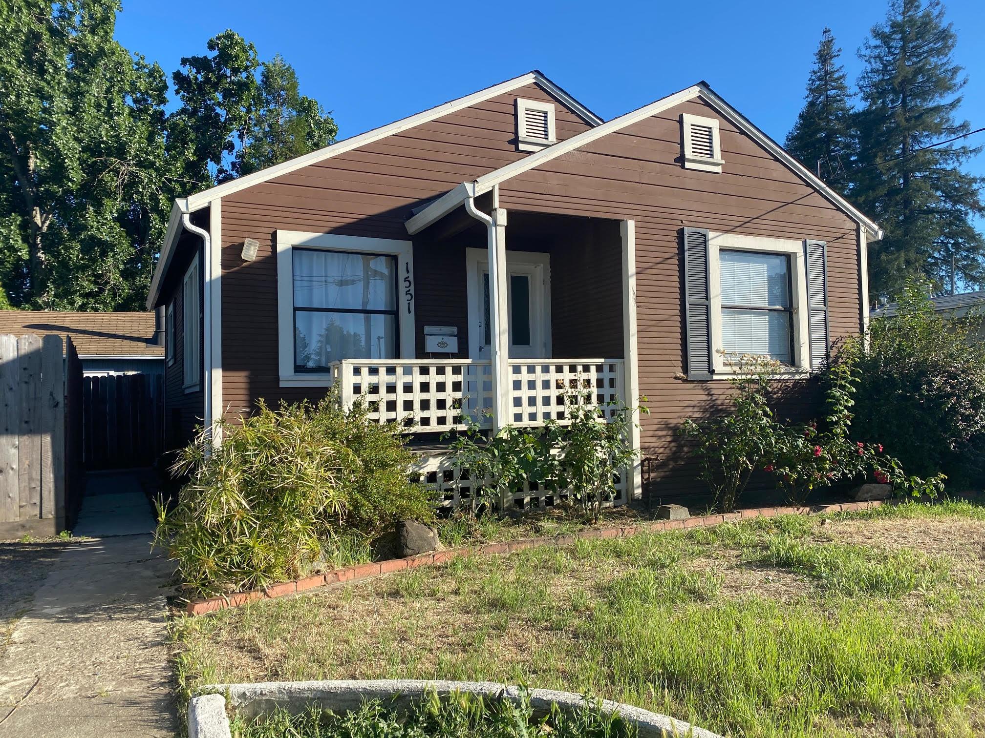 1551 Menlo Avenue, Napa, CA, 94558