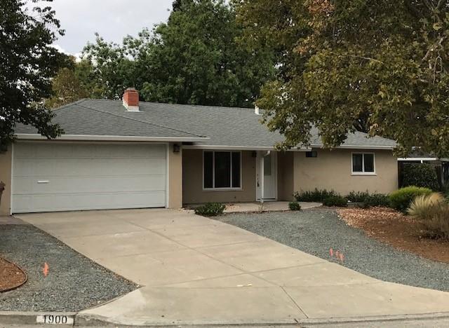 1900 Elinora Drive, Pleasant Hill, CA, 94523