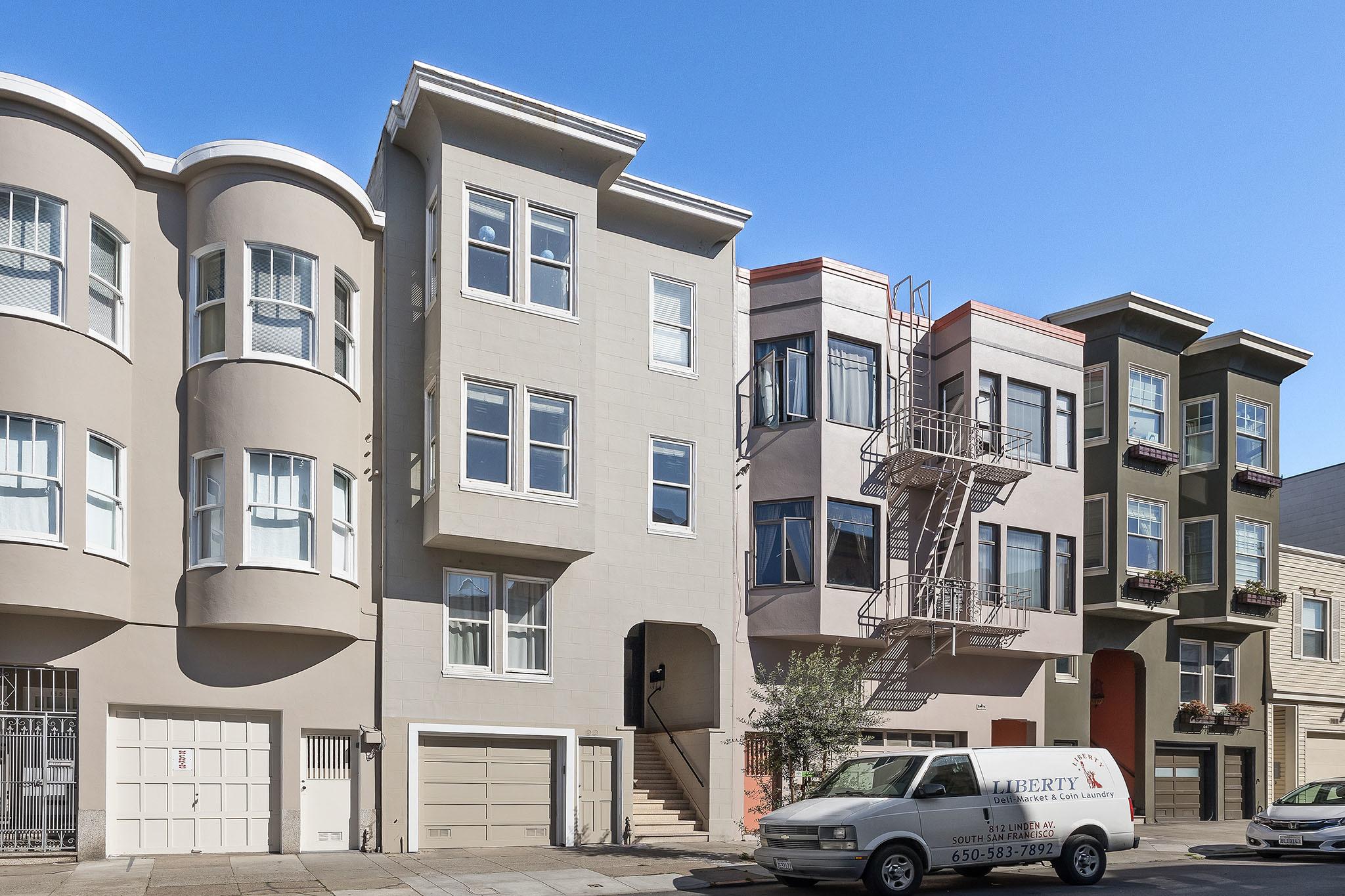 1854 Stockton Street, San Francisco, CA, 94133